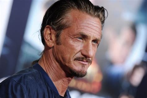 sean penn hairstyles sean penn pop babble