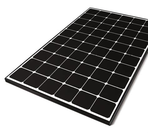 Ac Lg 350 Watt lg solar 350 watt black frame neon r solar panel cello technology lg350q1c a5