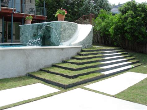 Landscape Stairs Design Steps