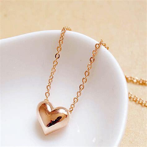Acesoris Gelang Jewelry beautiful simple necklaces necklaces pendants