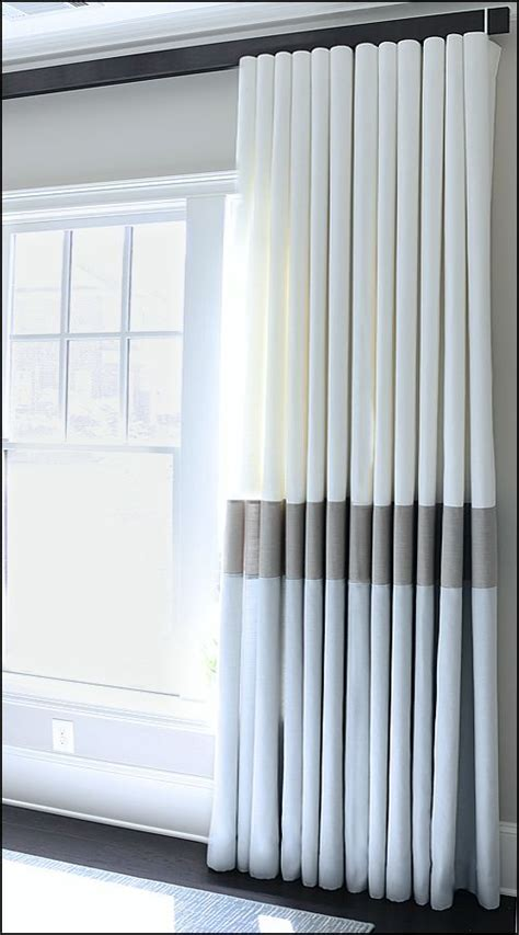 curtain rods modern design best 25 modern curtains ideas on pinterest curtain