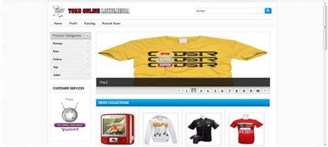 template toko online lokomedia review template toko online lokomedia toko kojix