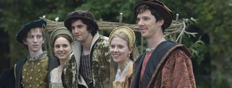 The Other by The Other Boleyn 2008 Benedict Cumberbatch