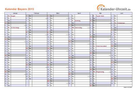 Feiertage Kalender 2015 Feiertage 2015 Bayern Kalender