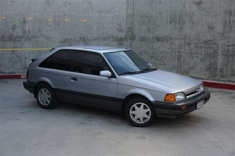 how do i learn about cars 1988 mazda b series lane departure warning before the wrx and evo there was the mazda 323 gtx hagerty articles