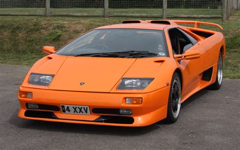 Lamborghini Diablo, velocidad endiablada   El coche de mi