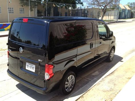 Nissan Transit by The Silence Of The Vans 2015 Ford Transit Connect Vs