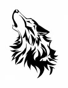 wolf stencil template wolf stencil for pumpkin carving west point