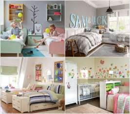 room decorating ideas for shared rooms 10 shared bedroom storage and organization ideas