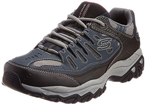 Sepatu Skechers Sport Memory Foam Skechers Sport S Afterburn Memory Foam Lace Up Sneaker