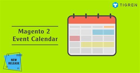 magento event calendar plugin event calendar extension
