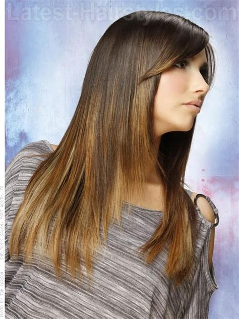 hairstyles for long straight hair with side bangs and layers 31 fabulous hairstyles for long straight hair trending in