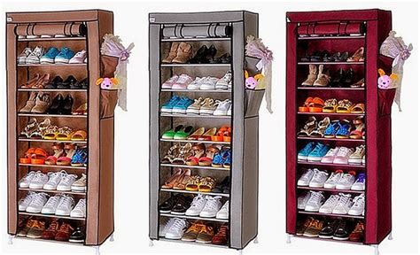 Murah Amazing Shoe Rack As Seen On Tv Rak Sepatu Wanita Pria High rosedelightshop mr chocolate amazing shoe rack 2