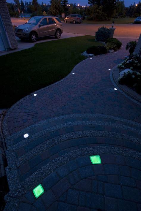 led solar landscape lighting 29 best solar led paver landscape lighting images on