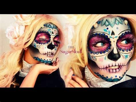 tutorial makeup catrina halloween makeup tutorials 2014 la catrina sugar skull