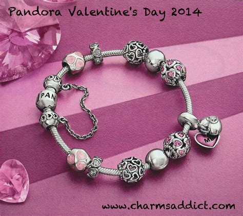 pandora valentines pandora s day 2014 collection charms addict