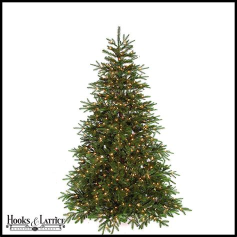 7 5 ft durango pre lit fir artificial christmas tree w