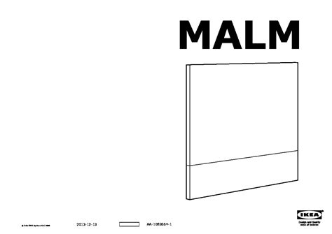 Lit Ikea Malm by Malm T 234 Te De Lit Blanc Ikea Ikeapedia