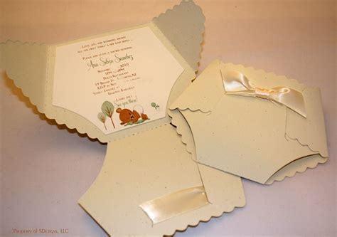 Baby Shower Handmade Invitations - handmade baby shower invitations template best template