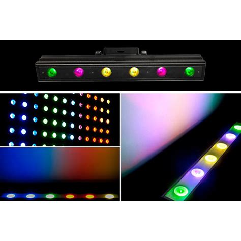 Chauvet Dj Colorband Pix Mini Led Strip Light Musician S Small Led Light Strips