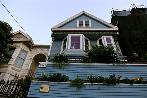 Adresse Maison Bleue San Francisco by La Maison Bleue De Maxime Le Forestier Lost In The Usa