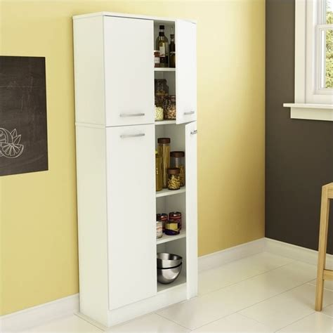 Shore Food Pantry by Storage Pantry In White 7150971