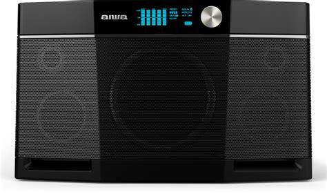 Speaker Bluetooth Aiwa Aiwa Exos 9 Portable Bluetooth Speaker Electronics