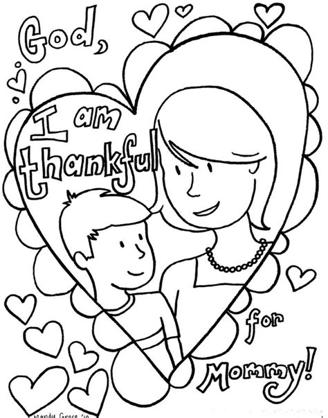 happy mothers day coloring page free printable happy mothers day coloring pages sheets