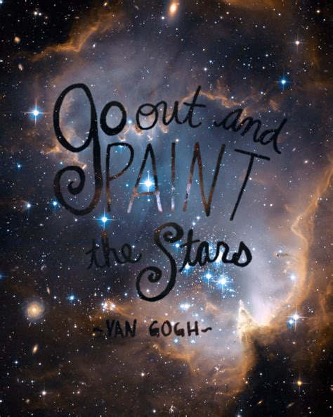 where do sts go free printable go out and paint the stars vincent van