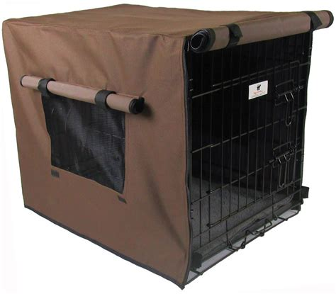 dog crate covers waterproof dog crate covers chocolate brown small medium