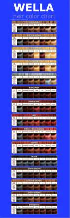 wella color charm chart best 25 wella hair color chart ideas on wella