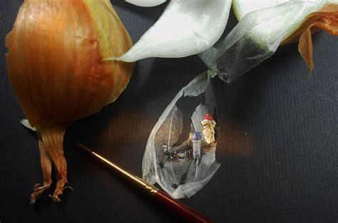 Lukisan Mini by 10 Karya Lukisan Mini Yang Bakal Bikin Lo Takjub Dagelan