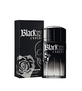 Paco Rabanne L Excess Black Xs For Him Lexus Black Exist black xs l exces for him paco rabanne parfem prodaja i