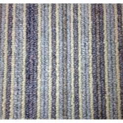 Sisal Wool Rugs Kingsmead Carpets Kingsmead Designer Stripe Rib Misty 100