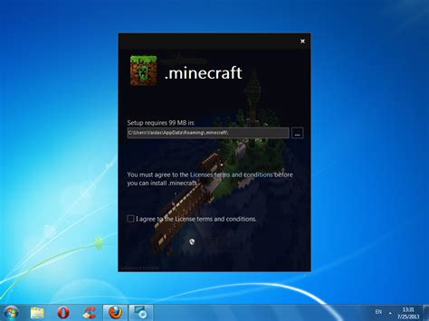 full version minecraft launcher zon return