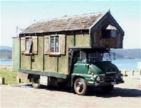 truck house street use house truck and truck houses