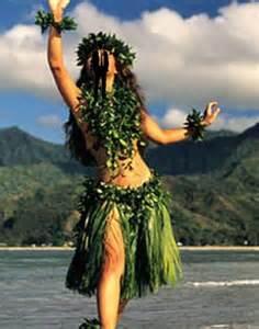 Hot hula dancer 21st century man on dancing the 21st century