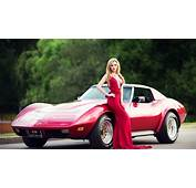 Pin By Robert Scholl On Corvette Babes  Red Purple
