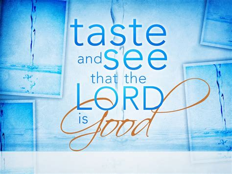 Image result for psalm 34:8 images