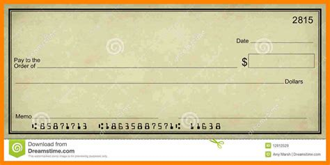 6 Cheque Template Pdf Cio Resumed Editable Blank Check Template
