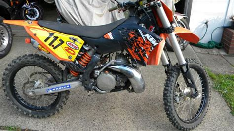 How Fast Does A Ktm 65 Go 2000 Ktm 65 Sx Racing Dirt Bike Clear Title For Sale On