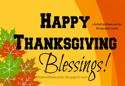 happy thanksgiving day blessings   christian cards