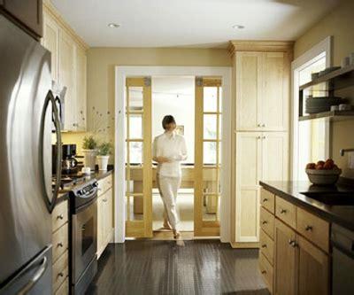 wohnküche einrichten k 252 che schmale einrichten