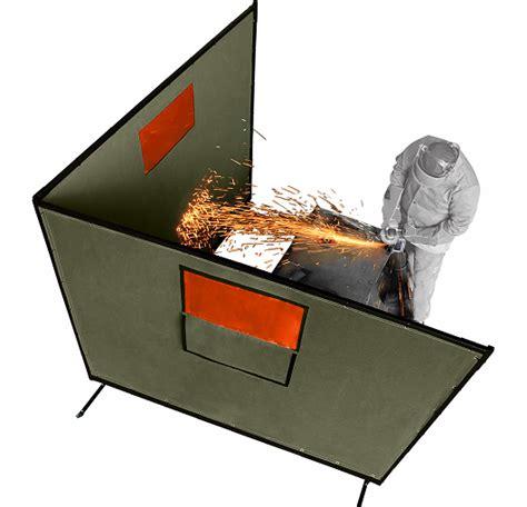 portable welding curtains portable welding curtains canvas akon curtain and