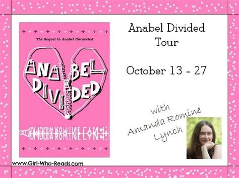 Anabel Unraveled by Library Reads Reviews 2014