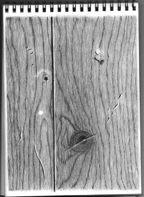 101 textures in graphite charcoal practical step by step drawing techniques for rendering a variety of surfaces textures books my work in progress a realistic drawing of wood following