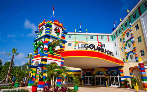themed hotels in florida features from florida s new legoland hotel travel leisure