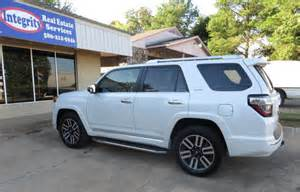 new company car new company car in blizzard pearl 2015 toyota 4runner l