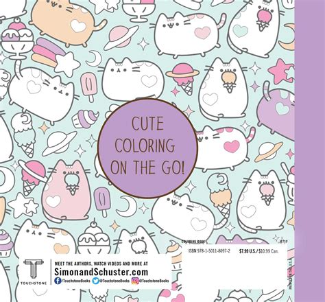 pusheen coloring book book by claire belton official publisher page simon schuster mini pusheen coloring book book by claire belton official publisher page simon schuster