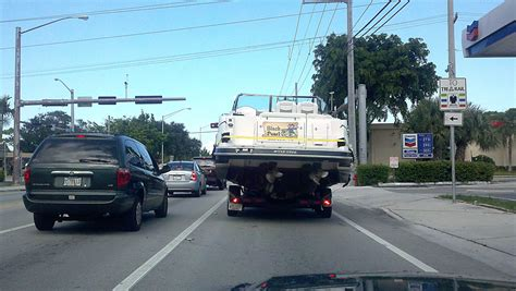 big boat hire towing a big boat on the road boatus trailering club